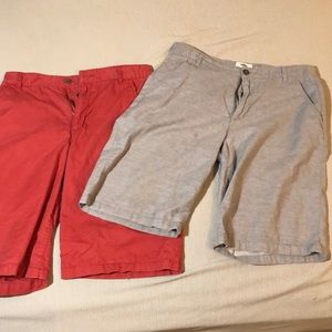 Old navy kids shorts
